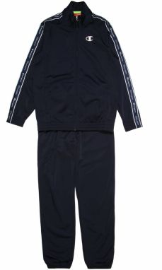 Champion Authentic Athletic Apparel Set 'Full Zip Suit'  námornícka modrá