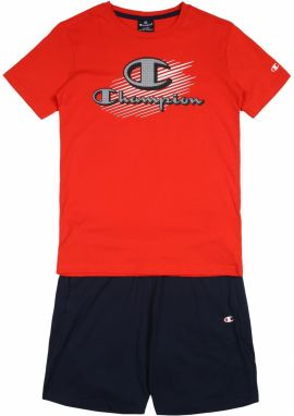 Champion Authentic Athletic Apparel Set  červené