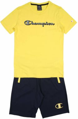 Champion Authentic Athletic Apparel Set  žlté