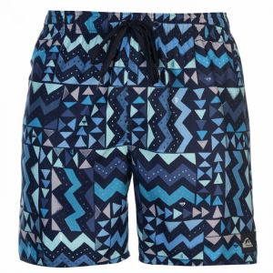 Quiksilver Check Knock Board Shorts Mens