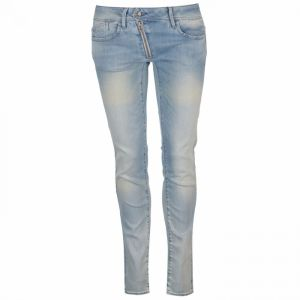 G Star Lyn Mid Rise Skinny Jeans Womens
