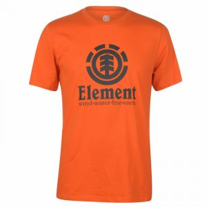 Element Vertical Short Sleeve T Shirt Mens