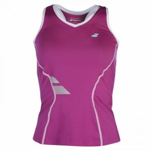 Babolat Core Crop Tennis Vest Ladies