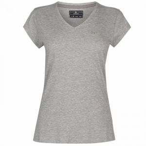 Donnay V Neck Tee Ladies