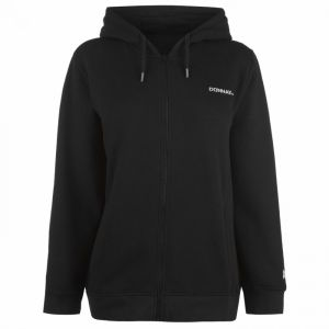Donnay Full Zip Hoody Ladies