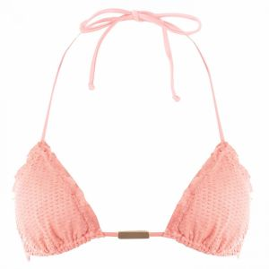 Vix Swimwear Vix Womens Peach Top