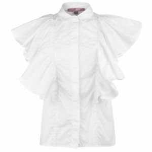 Elise and Clemence Women's Frill Shirt