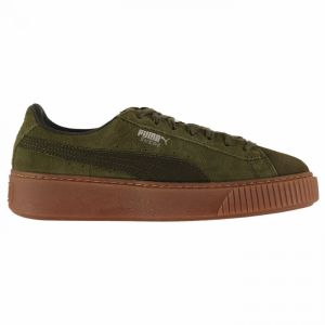 Puma Platform Trainers Ladies