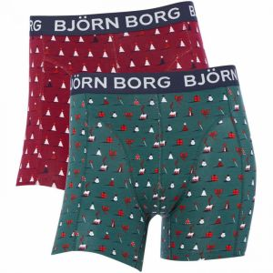 Bjorn Borg Xmas tree trunk