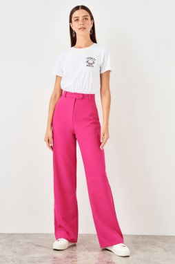 Trendyol Pink Baggy Trousers