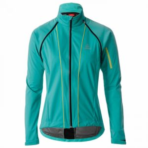 Löffler Zip Off Cycle Jersey Ladies
