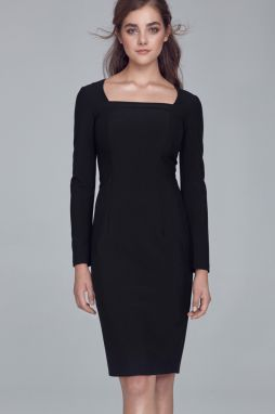 Nife Woman's Dress S125