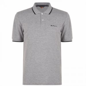 Ben Sherman Short Sleeve Polo Shirt