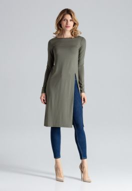 Figl Woman's Blouse M389 Olive