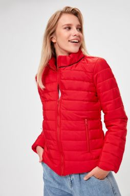 Trendyol Red Inflatable Coat