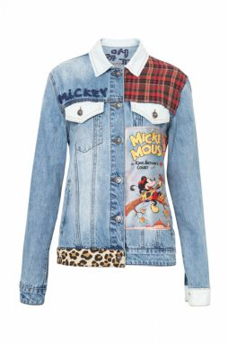 Women's jacket DESIGUAL LIGHT