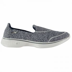 Skechers Go Walk 4 Slip On Trainers Ladies