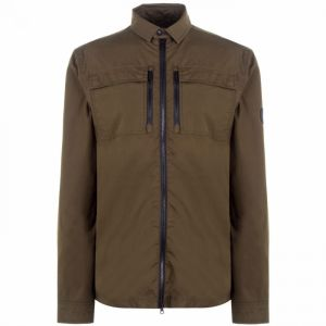 Firetrap Zip Shacket Mens