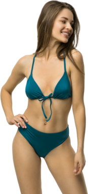 Cardio Bunny Woman's Bikini Wildberry