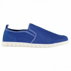 Lee Cooper Luka Mesh Trainers Mens
