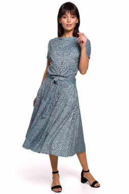 BeWear Woman's Dress B144 Mint