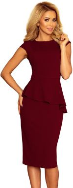 NUMOCO Woman's Dress 192-6 Crimson