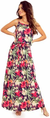 NUMOCO Woman's Dress 294-1 Flowers