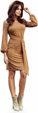 NUMOCO Woman's Dress 275-1 Caramel