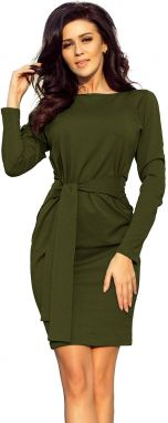 NUMOCO Woman's Dress 209-5 Khaki