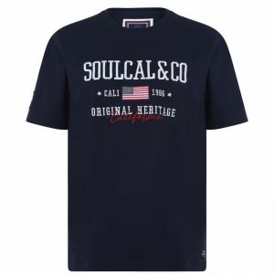 Men's T-shirt SoulCal USA