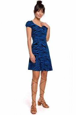 BeWear Woman's Dress B157 Royal