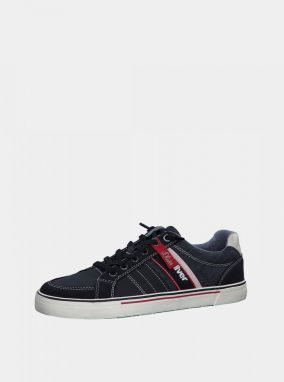 Dark blue men's sneakers s.Oliver