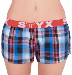 Women's shorts Styx sports rubber multicolored (T611)