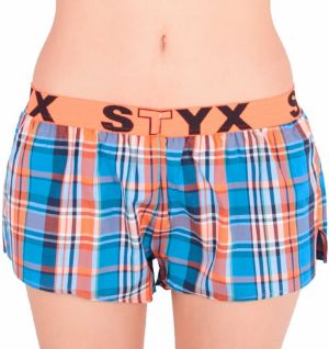 Women's shorts Styx sports rubber multicolored (T608)