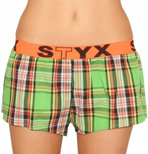Women's shorts Styx sports rubber multicolored (T603)