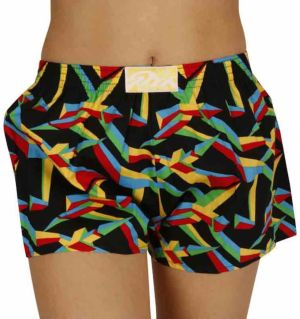 Women's shorts Styx art classic rubber triangular (K957)