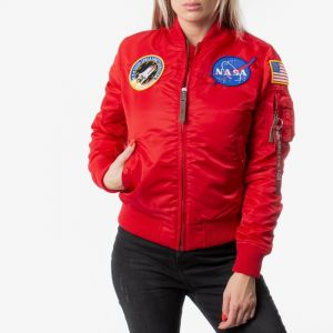 Kurtka damska Alpha Industries MA-1 Vf Nasa 168007 328