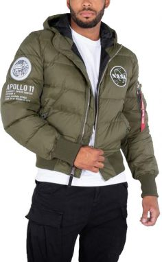Alpha Industries Hooded Puffer Apollo 11 188142 257