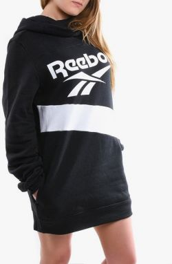 Reebok Classics Fleece Hooded Dress EB5140