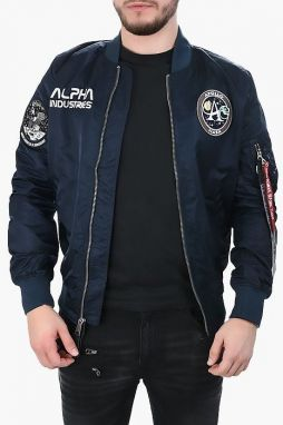 Alpha Industries MA-1 Moon Landing Rev 196125 07