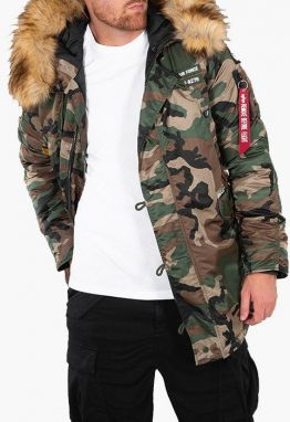 Alpha Industries N-3B Airbone 188141 408