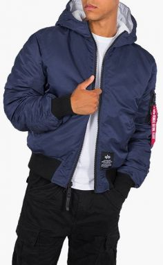 Alpha Industries Hooded Puffer FD Rev 198117 435