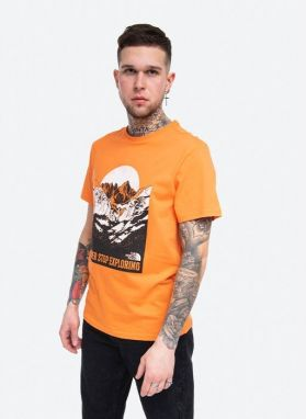 The North Face S/S Natural Wonders Tee NF0A4T1GPKH