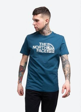 The North Face S/S Woodcut Dome Tee NF00A3G1BH7