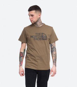 The North Face S/S Woodcut Dome Tee NF00A3G137U