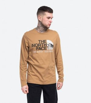 The North Face Longsleeve Image Ideals Tee NF0A4T1H173