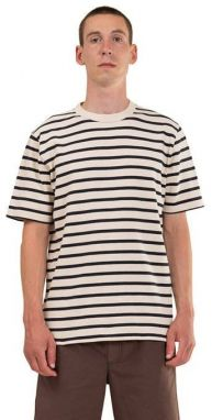 Norse Projects Holger SS Compact Cotton Bold Stripe N01-0535 0957