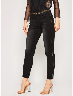 Jeansy Skinny Fit Desigual