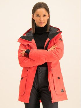 Billabong Snowboardová bunda Trooper Stx Q6JF15 BIF9 Oranžová Tailored Fit