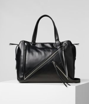 Shopper Karl Lagerfeld K/Odina Top Handle - Čierna -